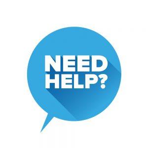 Lucka 14 – Ta emot hjälp!
