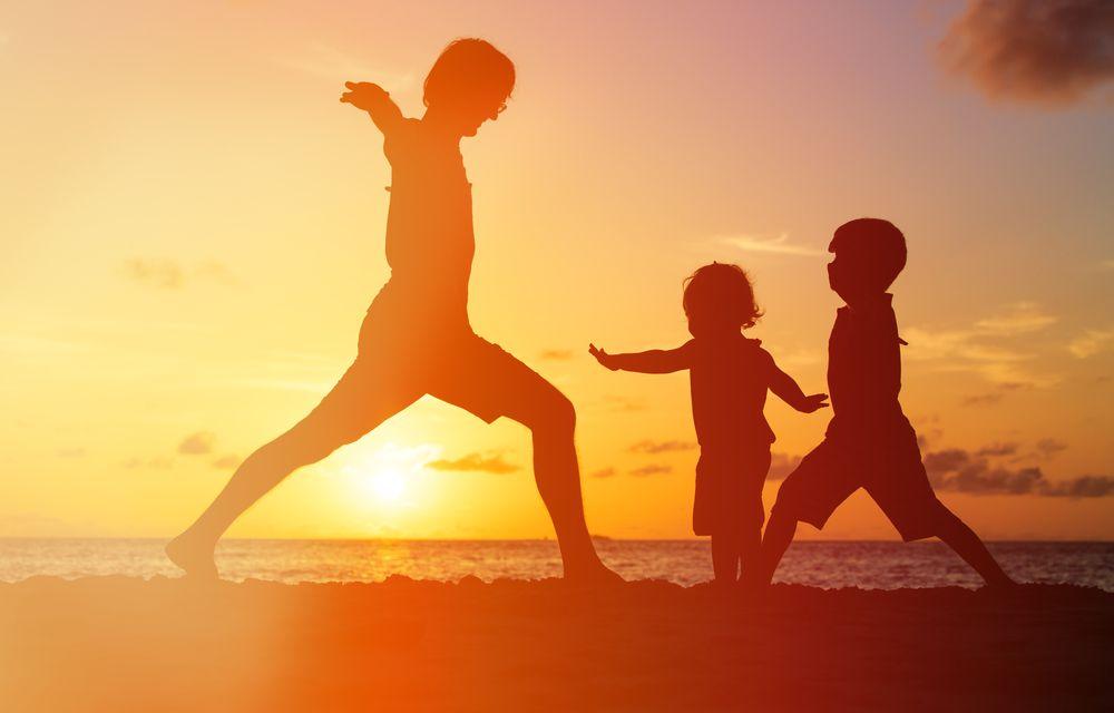 Barn-yoga åt alla!